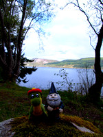Gnome at Lock Ness